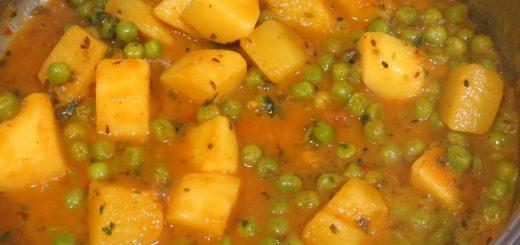 Kohlrabi Curry