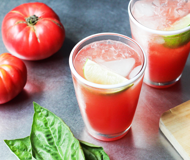 Heirloom Tomato Mojito