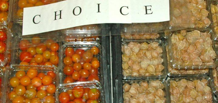 Tomatoes and Ground Cherries