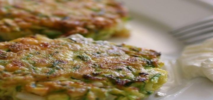 Vegetable Fritters