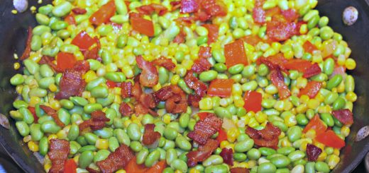 Southern Summer Succotash