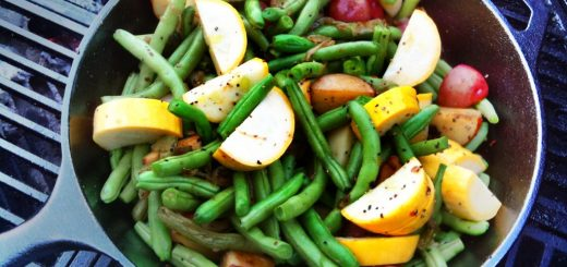 String Beans and Summer Squash