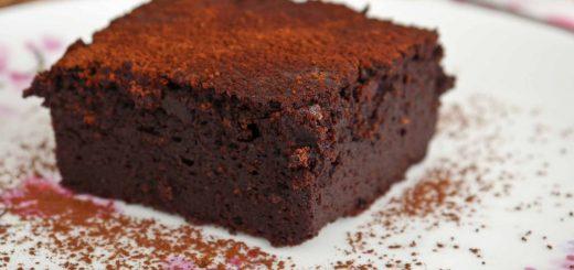 Eggplant Chocolate Cake