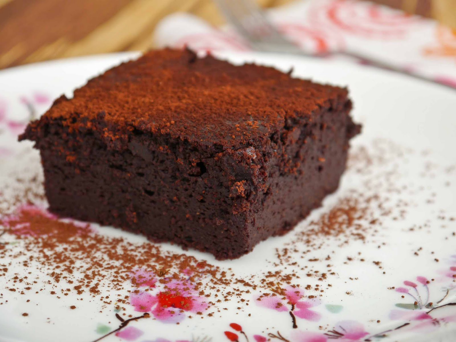 Chocolate Zucchini Cake Recipe Gluten Free